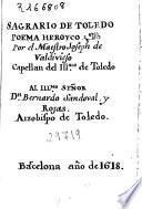 Sagrario de Toledo