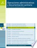 Salud pública y comunitaria. Indicadores de salud (Operaciones administrativas y documentación sanitaria)