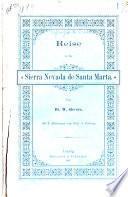 Santa Marta, Columbia; pamphlets