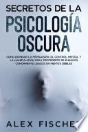 Secretos de la Psicología Oscura