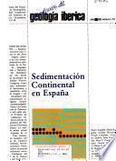 Sedimentación continental en España