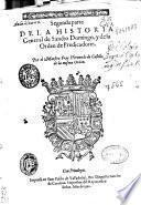 Segunda parte de la Historia general de Sancto Domingo, y de su Orden de Predicadores