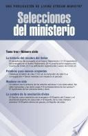 Selecciones del ministerio, t. 3, núm. 7
