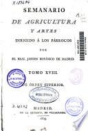 Semanario de Agricultura y Artes