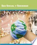 Ser social y sociedad