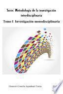 Serie: Metodología de la investigación interdisciplinaria
