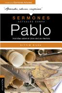 Sermones actuales sobre Pablo