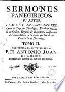 Sermones panegíricos, 2
