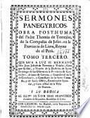 Sermones panegyricos
