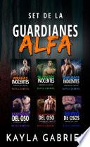 Set de la Guardianes Alfa