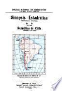 Sinopsis estadística de la República de Chile