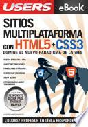 Sitios Multiplataforma con HTML5 + CSS3