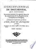 """""""los"""" sucesos tocantes á la segunda época de las conmociones de los Regulares de la Comoañia en el Paraguay"""