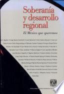 Soberanía y desarrollo regional