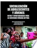 Socialización de adolescentes y jóvenes