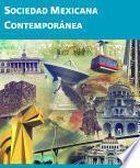 Sociedad mexicana contemporánea