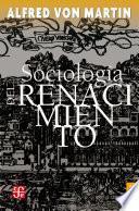 Sociología del Renacimiento