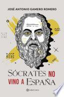 Sócrates no vino a España