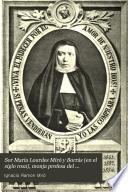 Sor María Lourdes Miró y Borrás (en el siglo rosa), monja profesa del Convento de Capuchinos de Manresa