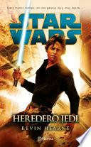 Star Wars. Heredero Jedi