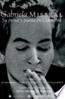 Su prosa y poesía en Colombia