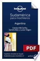 Sudamérica para mochileros 3. Argentina
