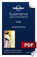 Sudamérica para mochileros 3. Chile