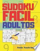 Sudoku Facil Adultos