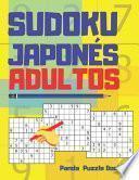 Sudoku Japonés Adultos