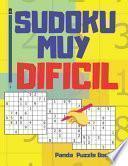 Sudoku Muy Dificil