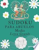 Sudoku Para Abuelos Medio Letra Grande