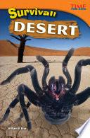 ¡Supervivencia! Desierto (Survival! Desert) 6-Pack