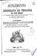 Suplemento al Diccionario de teología