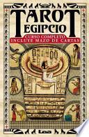 Tarot egipcio en caja / Egyptian Tarot Box