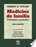 Taylor, R.B., Medicina de Familia, 6a ed. ©2006 Últ. Reimpr. 2007