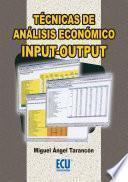 Técnicas de análisis económico input-output