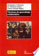 Técnicas de aprendizaje colaborativo