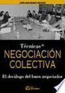 Tecnicas de Negociacion Colectiva