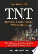 Técnicas de Negociación Transaccional