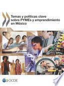 Temas y políticas clave sobre PYMEs y emprendimiento en México