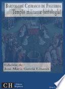 Templo militante (antología)