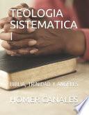Teologia Sistematica I