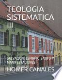 Teologia Sistematica III