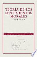 Teoría de los sentimientos morales