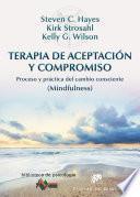 Terapia de Aceptación y Compromiso