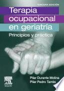 Terapia Ocupacional en Geriatría