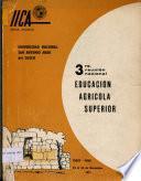 Tercera Nacional de Educacion Agricola Superior