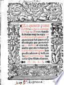 Tercera Parte del libro llamado Abecedario Spiritual. The Third Spiritual Alphabet ... Translated ... by a Benedictine of Stanbrook, etc