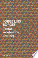 Textos recobrados (1919-1929)