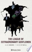 The League of Extraordinary Gentlemen no 01/03 (edición Trazado)